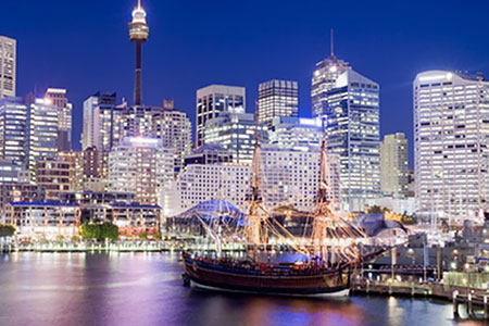sydney attractions - darling harbour