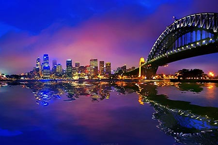 sydney attractions - sydney harbour bridge